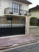 Portail Pantin et clôture Tuilerie