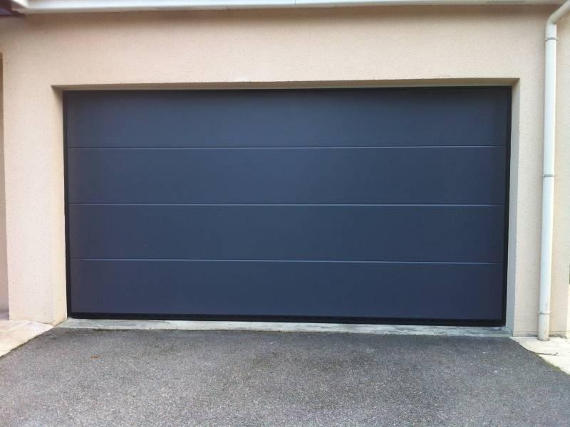 porte de garage 78 porte sectionnelle automatique ForPorte De Garage Sectionnelle Normstahl