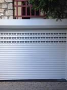 Porte de garage à enroulement LAKAL