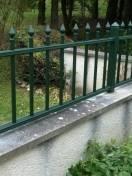 cloture-alu-sib-vert-6009-texture-a-villette-78930