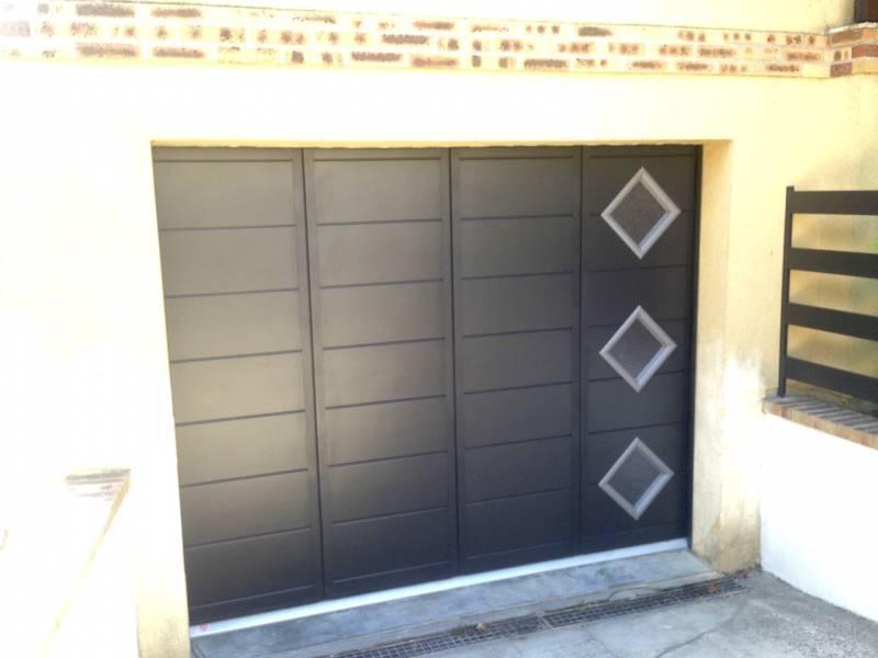 porte coulissante laterale sib porte automatique sib. Black Bedroom Furniture Sets. Home Design Ideas