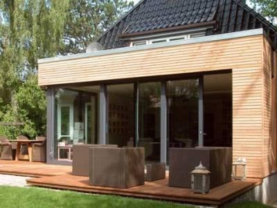 Extensions de maison HQE
