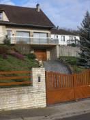 portail à vantaux COCTEAUX de SIB avec clôture