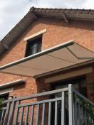 Store solaire pour terrasse Store coffre WILCO