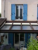 Protection solaire véranda WILCO