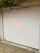 Porte sectionnelle motorisée WILCO