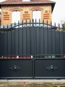 Remplacer portail Chatou