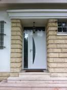 Porte d'entrée Kline Gamme contemporaine modele VELUM