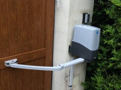 Automatisme & motorisation de portails