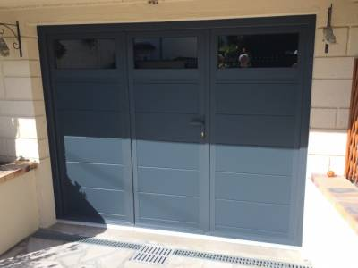 Porte garage battante devis porte battante porte garage - Porte garage battant ...