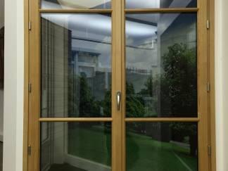 Fenêtre mixte à la francaise