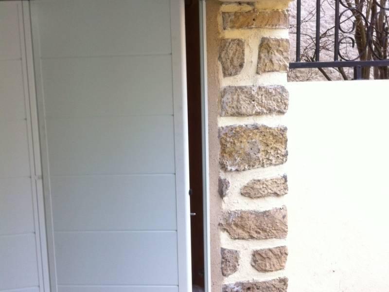 Porte coulissante laterale sib porte automatique sib porte automatique 78 - Porte sectionnelle laterale ...